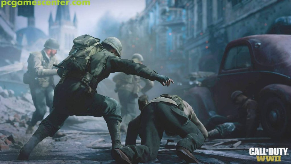 Call of Duty WWII PC Game (Digital Deluxe Edition) Free Download