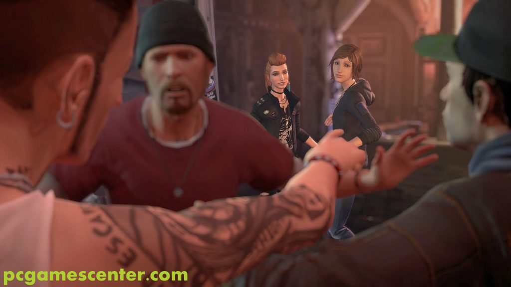 Life is Strange Before the Storm Pc Game Episode 1 3 Farewell ,