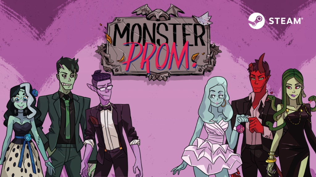 Monster Prom Free Download Full Version PC Game Setup