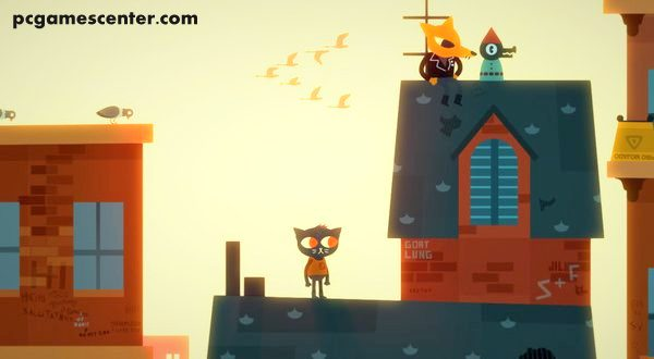 Night in the Woods Wierd Autumn Edition Free Download PC Game