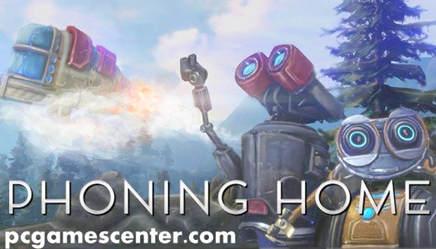 Phoning Home Free Download PC Game setup