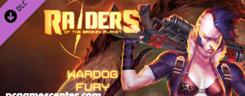 Raiders of the Broken Planet Wardog Fury Free Download PC Game