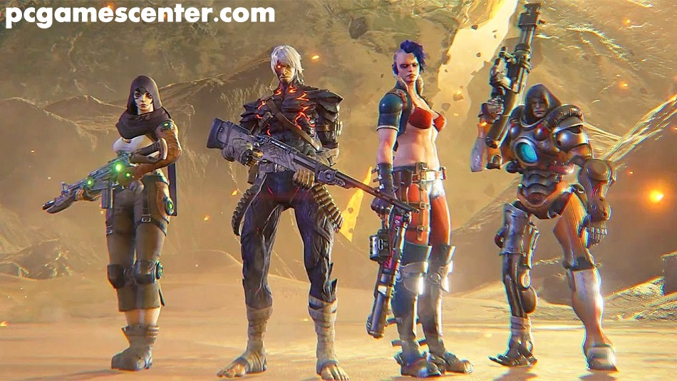 Raiders of the Broken Planet Wardog Fury Free Download PC Game