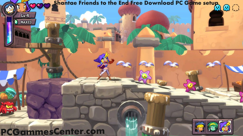 Shantae Friends to the End Free Download PC Game setup