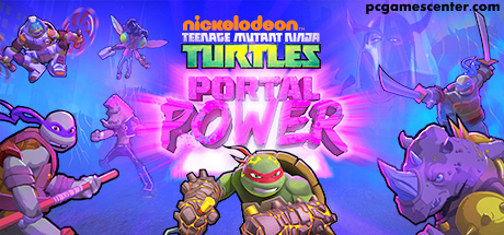 Teenage Mutant Ninja Turtles Portal Power Free Download PC Game