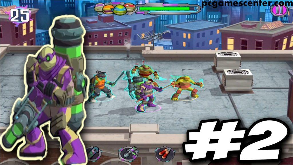 Teenage Mutant Ninja Turtles Portal Power Free Download PC Game