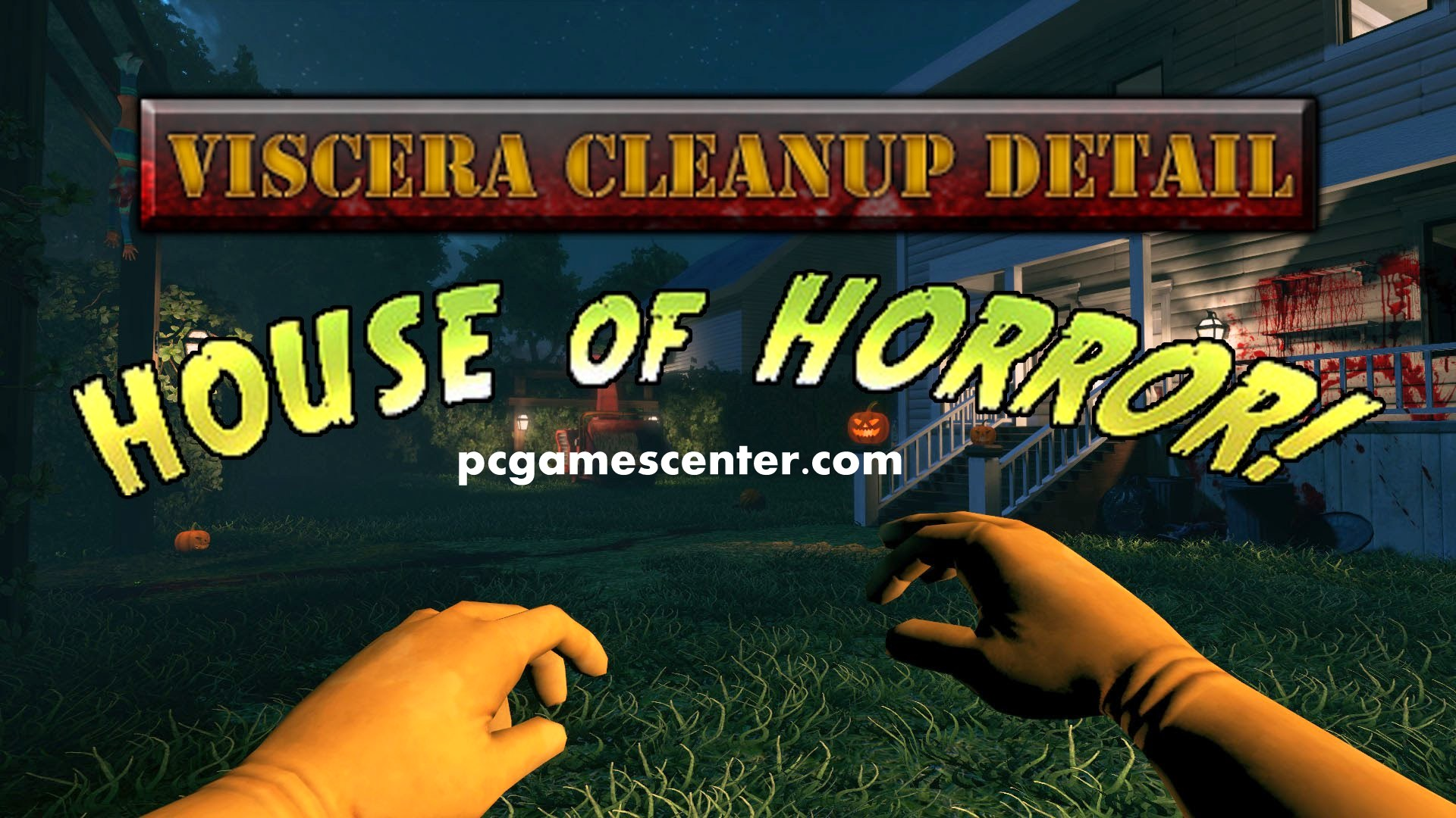 Viscera Cleanup Detail House of Horror Free Download PC Game setup