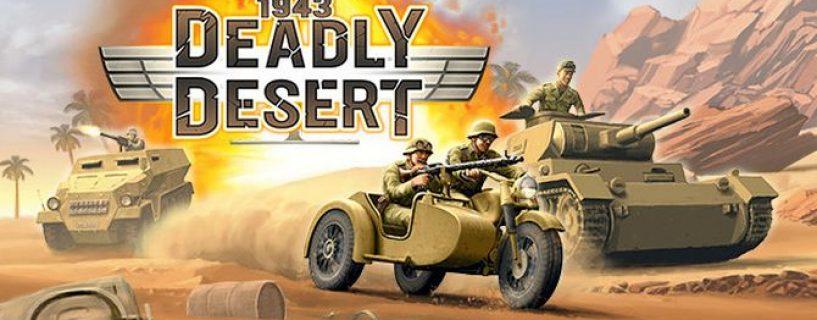 1943 Deadly Desert Free Download Full Version Setup