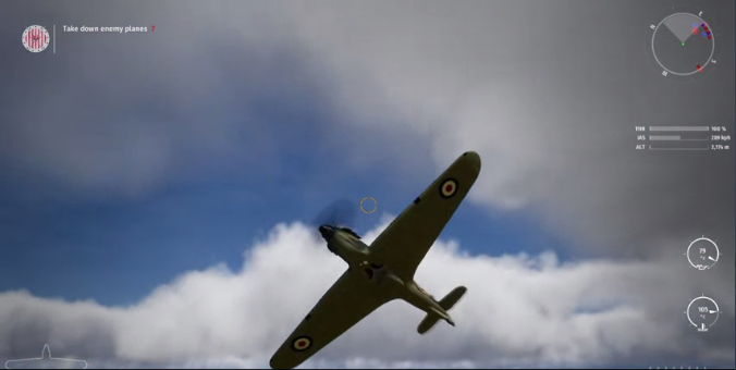 303 Squadron: Battle of Britain Free Download PC Game setup