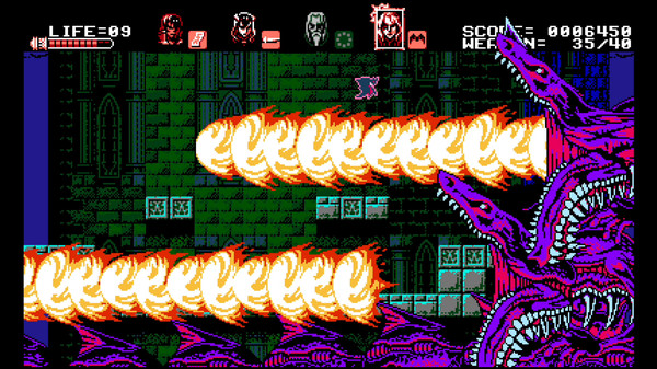 Bloodstained Curse of the Moon Free Download PC Game Setup