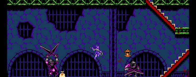 Bloodstained: Curse of the Moon Free Download PC Game Setup