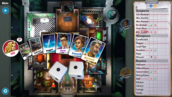 Clue/Cluedo: The Classic Mystery Game Free Download Full Version