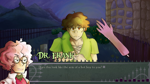 Dr. Frank's Build a Boyfriend Free Download PC Game Setup