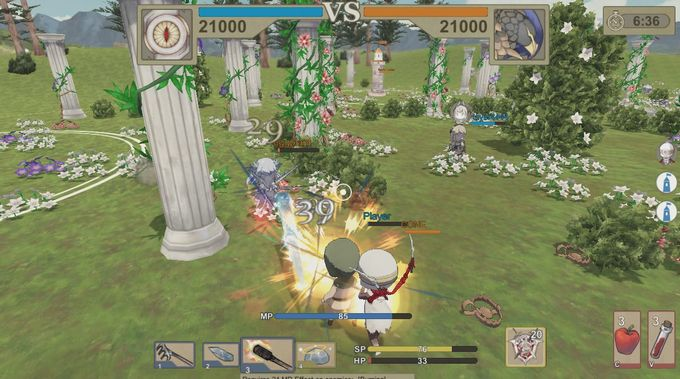 Fantasy Versus Free Download Full Version PC Game Setup