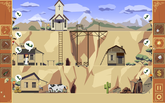 GROW Wild West Free Download PC Game setup