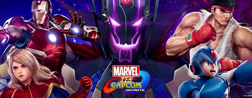 Marvel vs Capcom Infinite Deluxe Edition Free Download