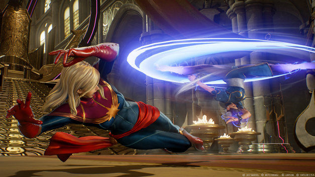 Marvel vs Capcom Infinite Deluxe Edition Free Download,.