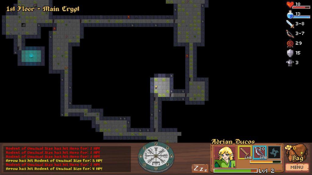 Paper Dungeons Crawler Free Download Full Version PC Game Setup
