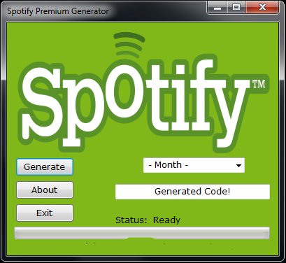 Spotify (Premium-Account) PC Game Free Download
