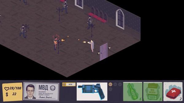 The Mercury Man Free Download Full Version PC Game Setup