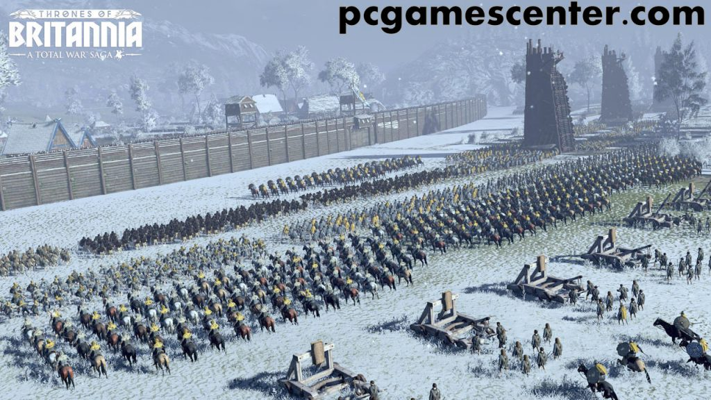 Total War Saga Thrones of Britannia Free Download PC Game