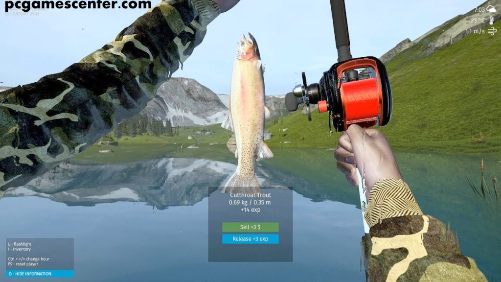 Ultimate Fishing Simulator PC Game Free Download