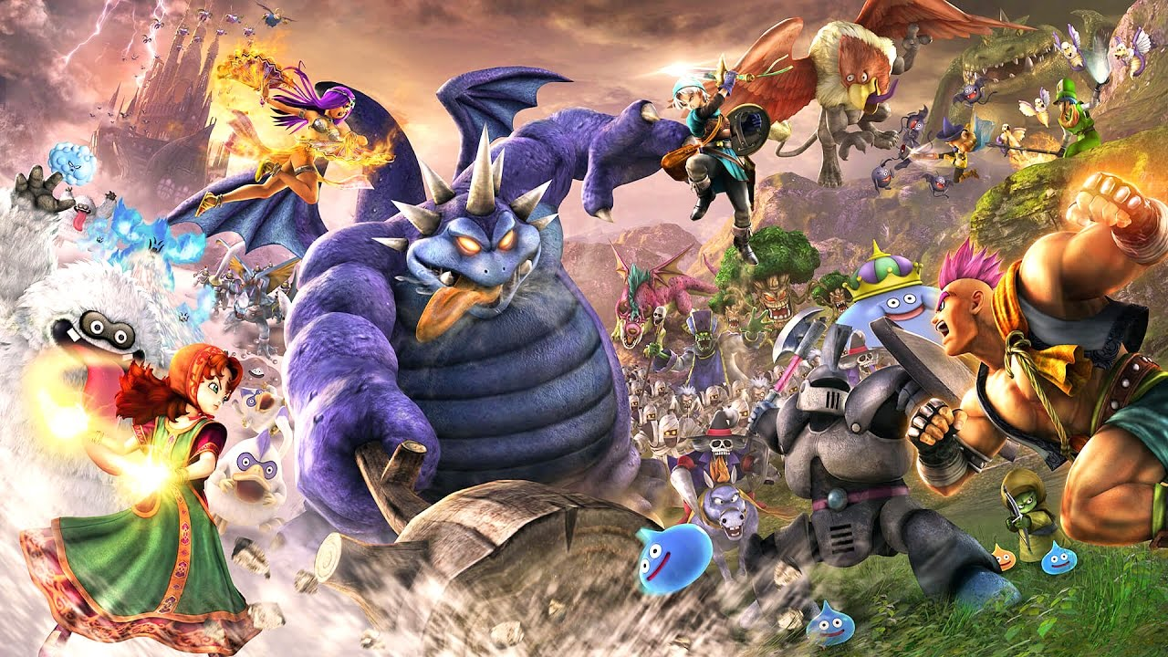 DRAGON QUEST HEROES II PC Game Full Version Free Download
