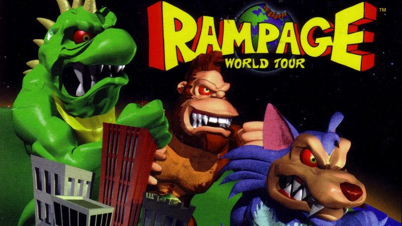Rampage PC Game Full Version Free Download