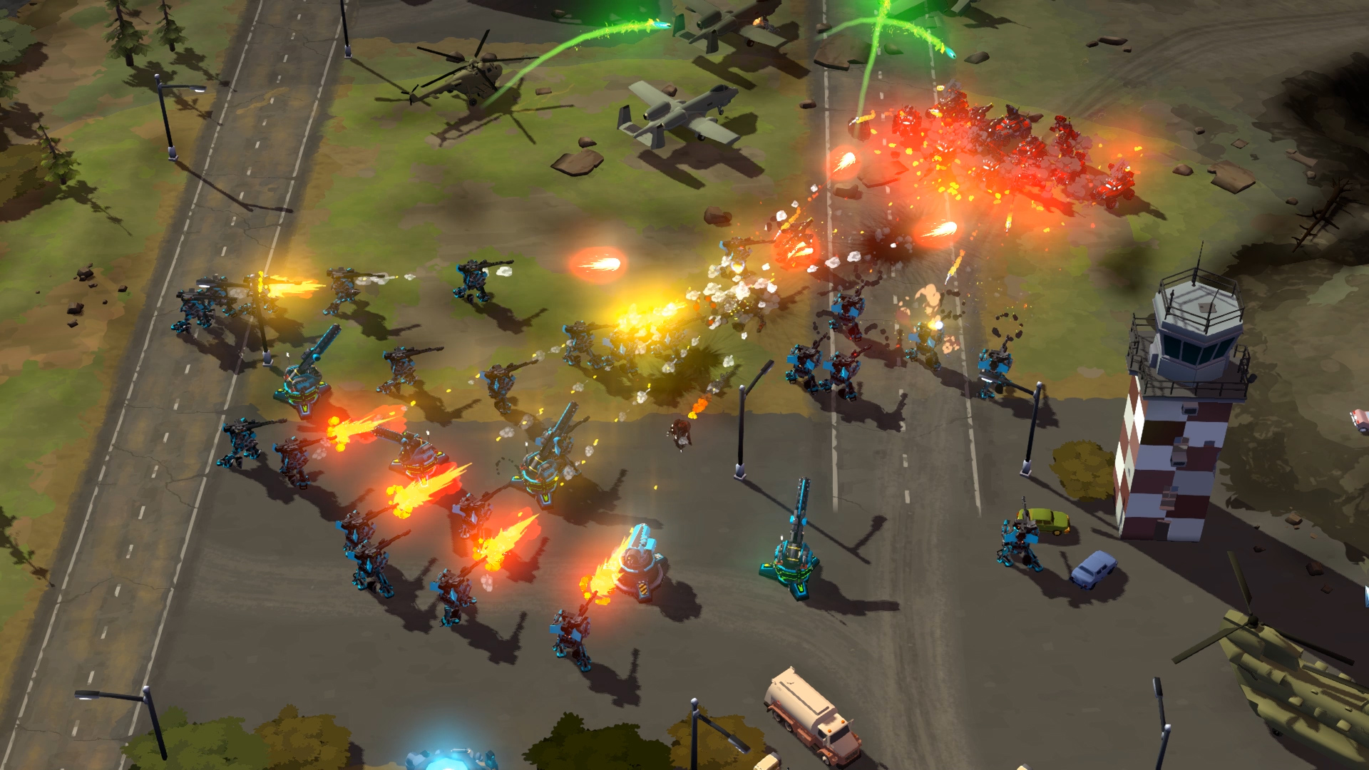 Forged Battalion PC Game Full Version Free Download