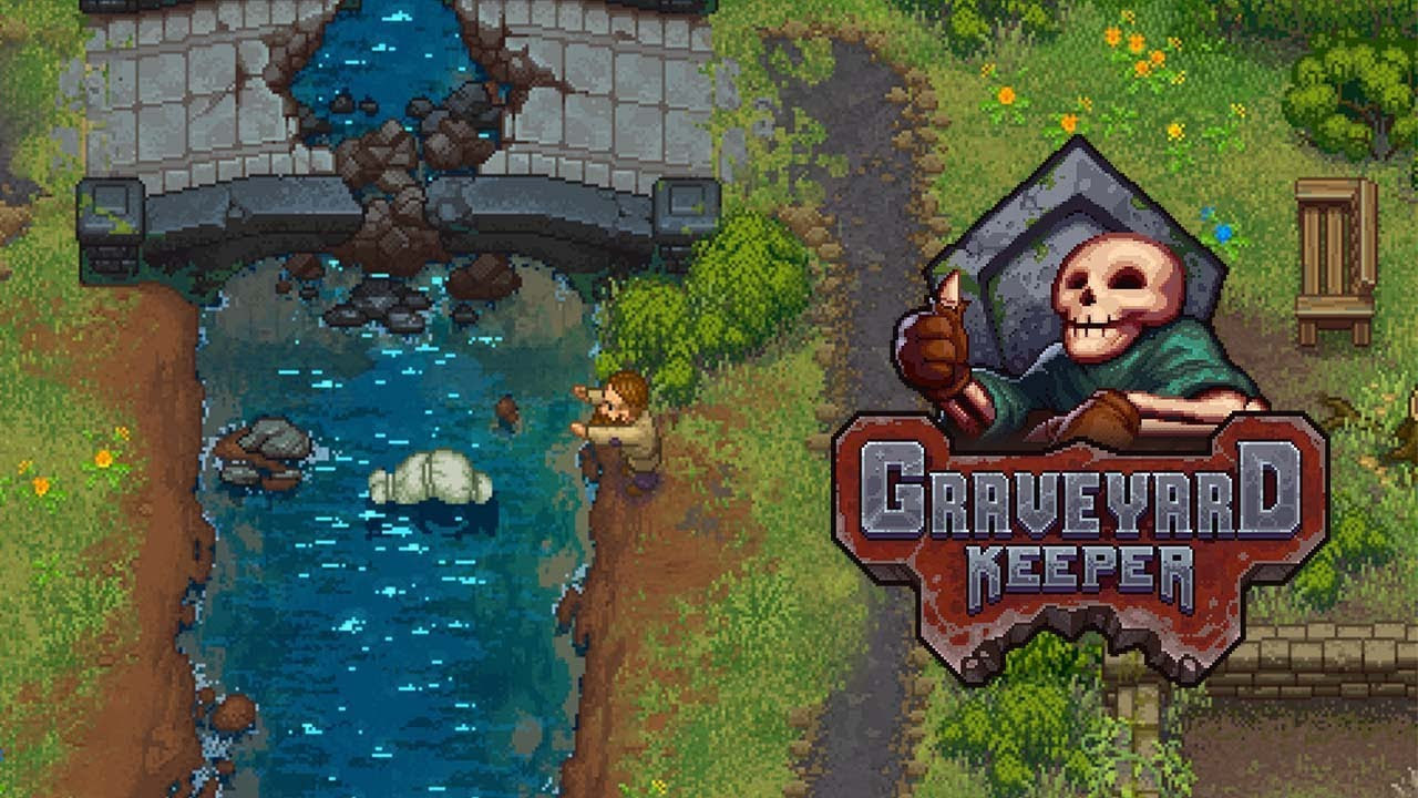 Graveyard Keeper PC Game Full Version Free Download