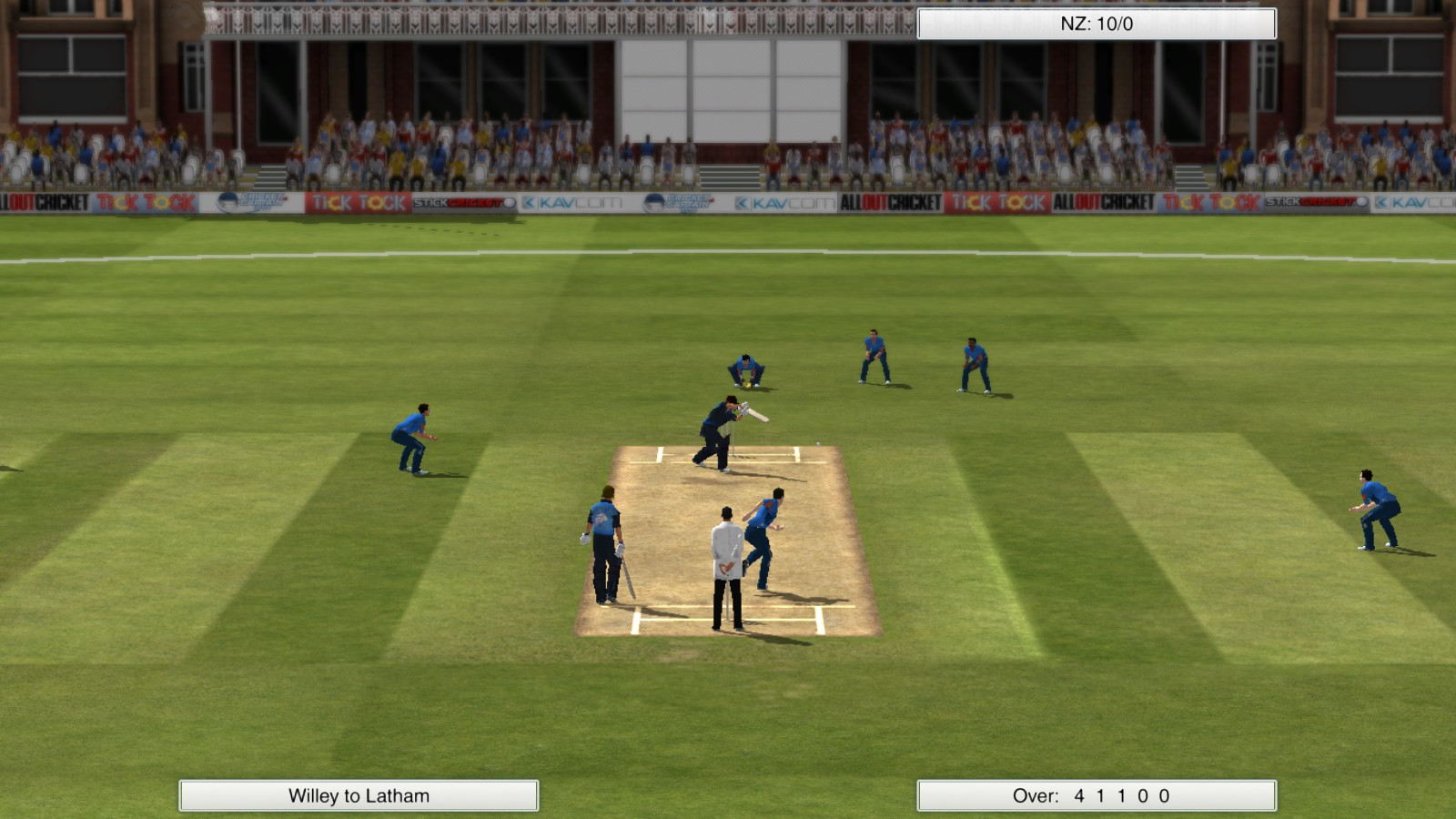 Cricket Captain returns PC Game Full Version Free Download