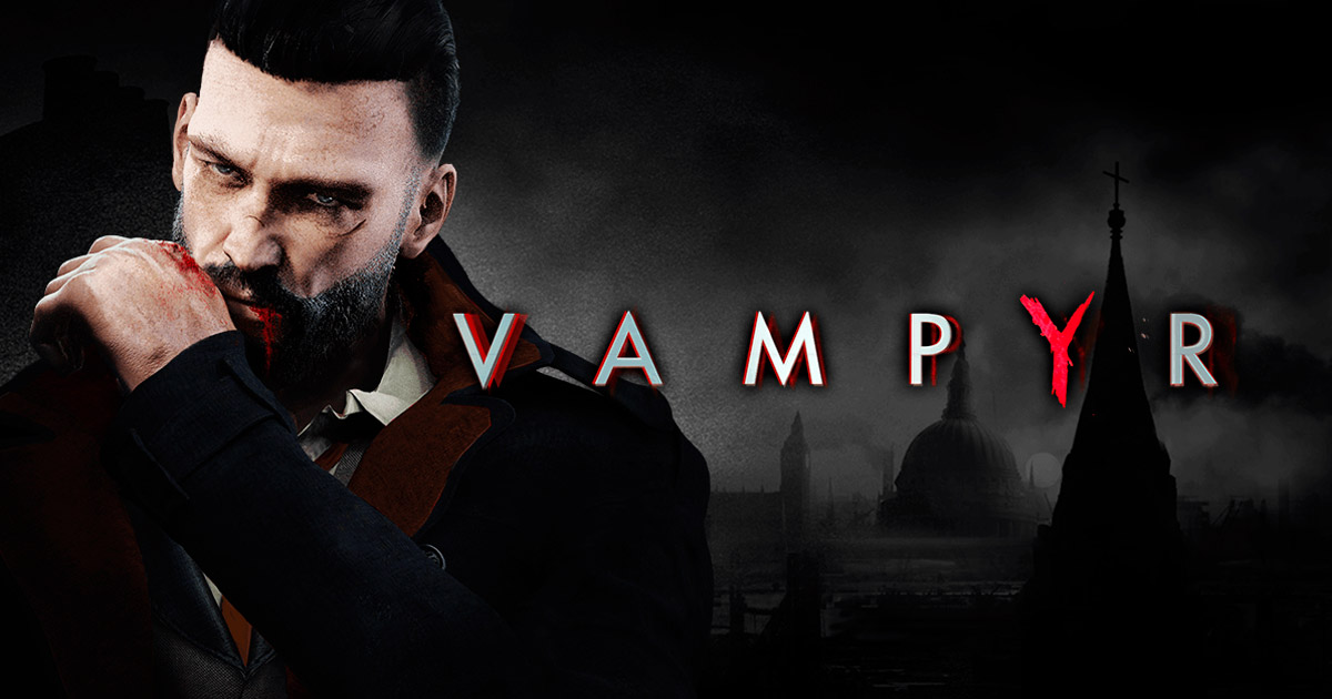 Vampyr PC Game Full Version Free Download