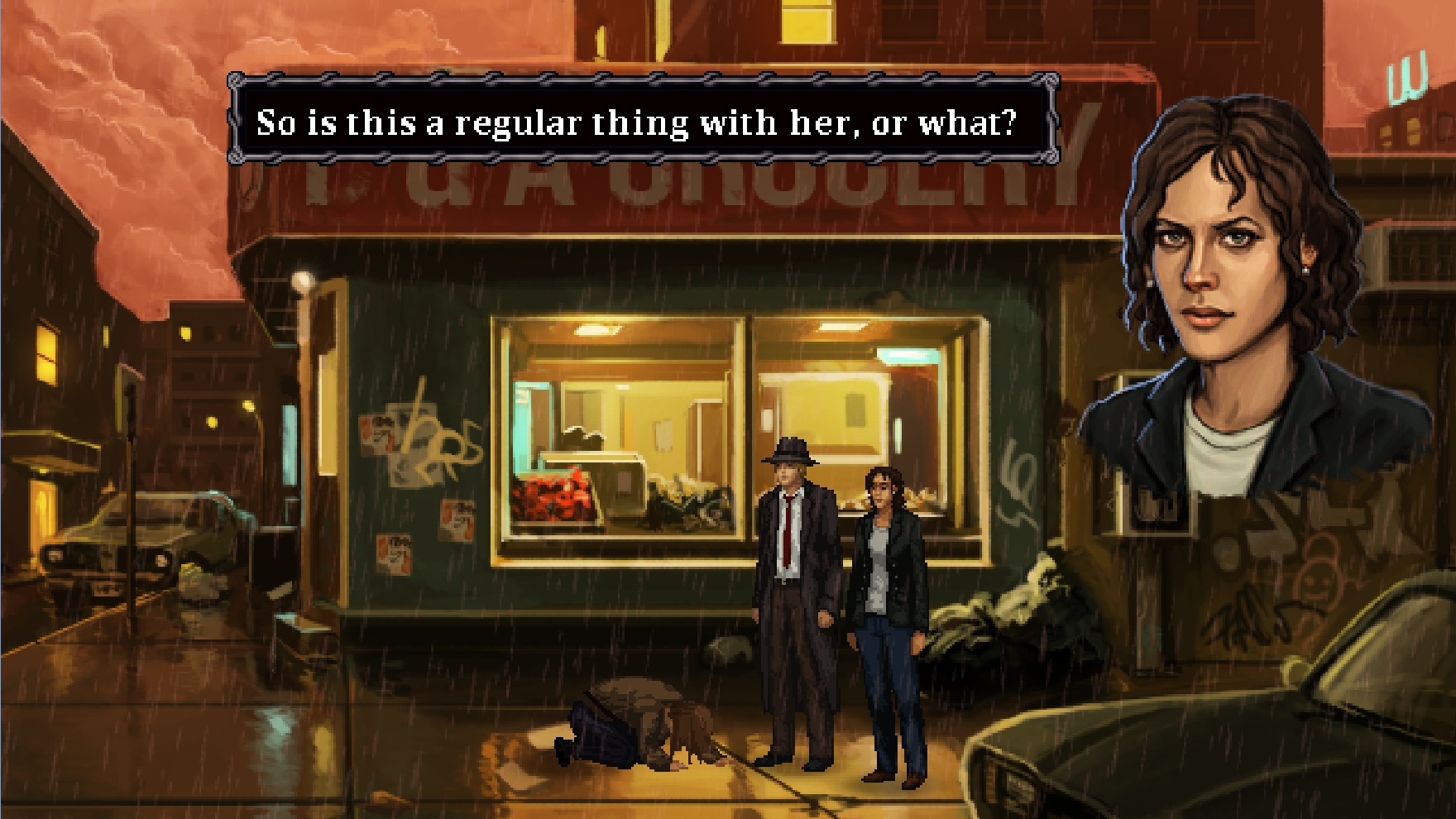 Unavowed PC Game Full Version Free Download