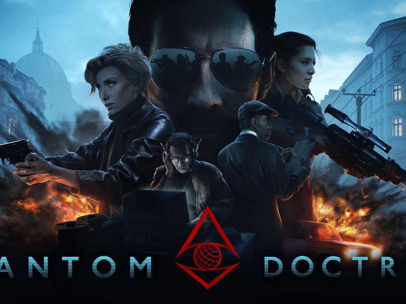 Phantom Doctrine PC Game Full Version Free Download