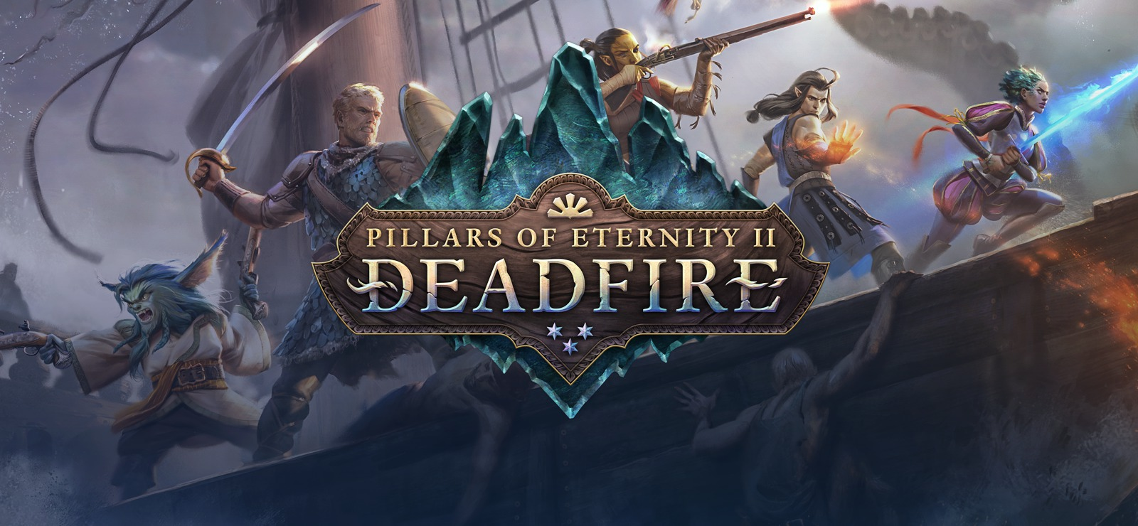 Pillars of Eternity II: Deadfire PC Game Full Version Free Download