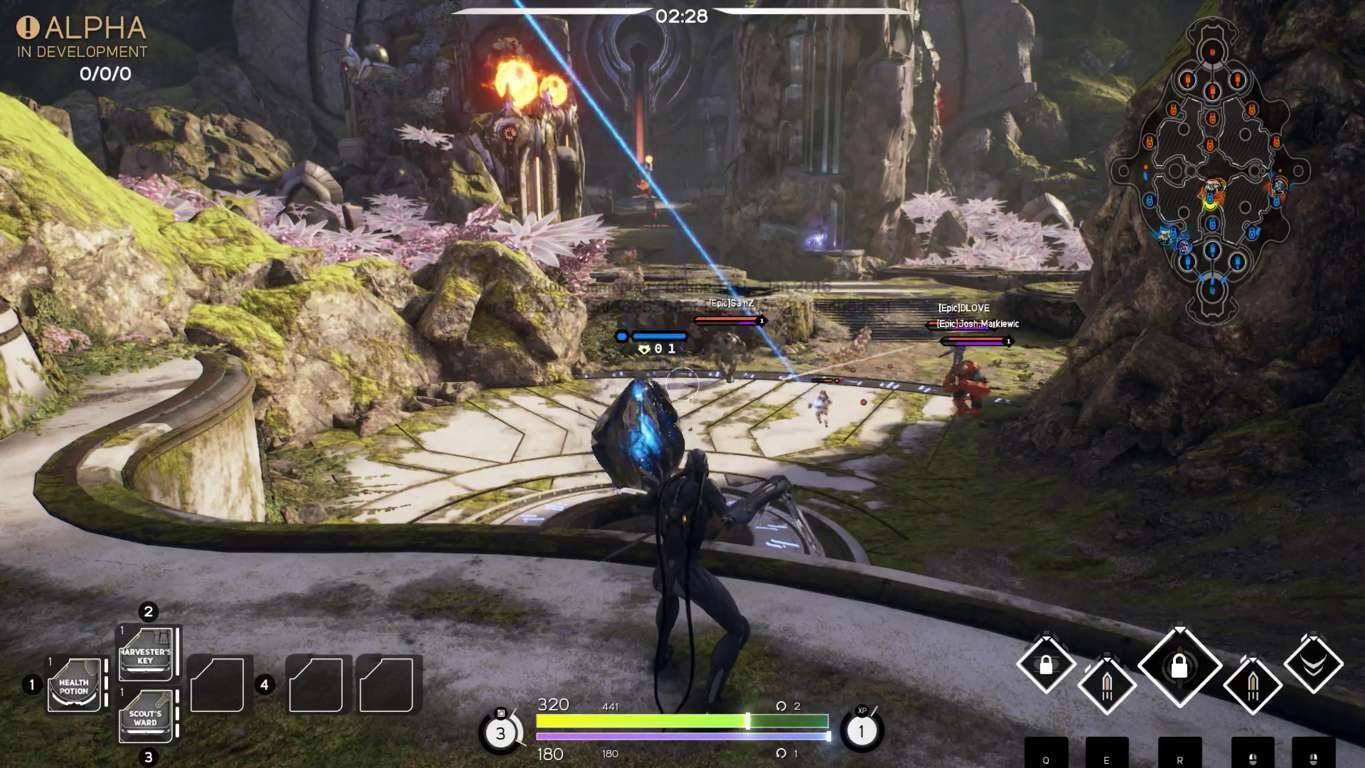 Paragon PC Game Full Version Free Download