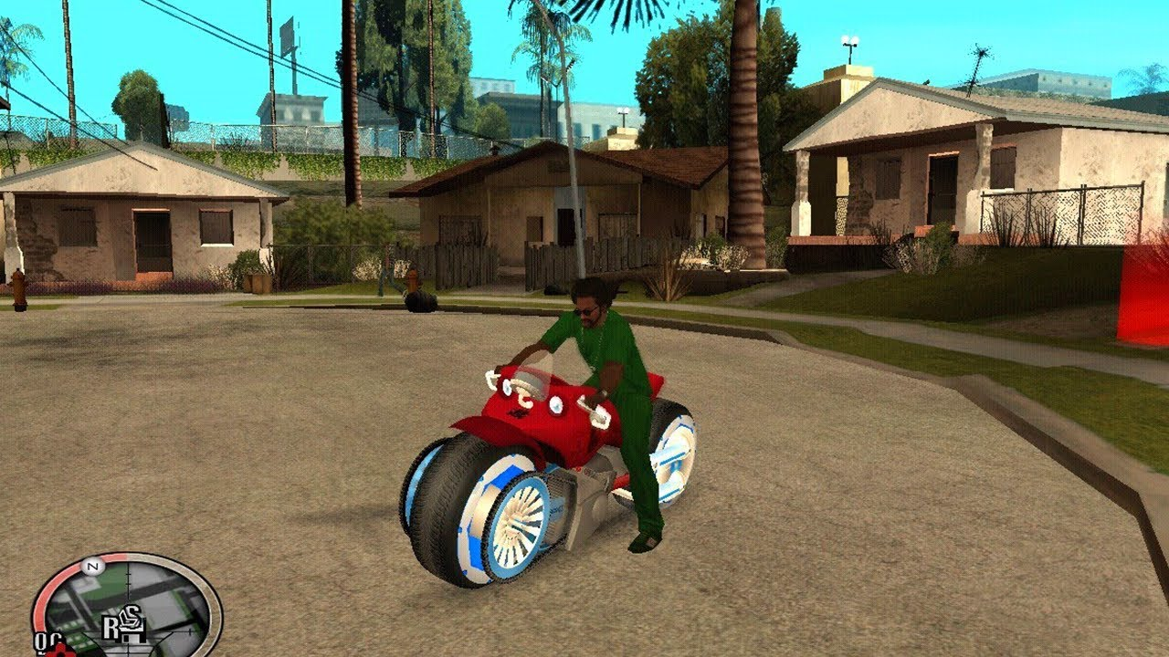GTA: San Andreas PC Game Full Version Free Download
