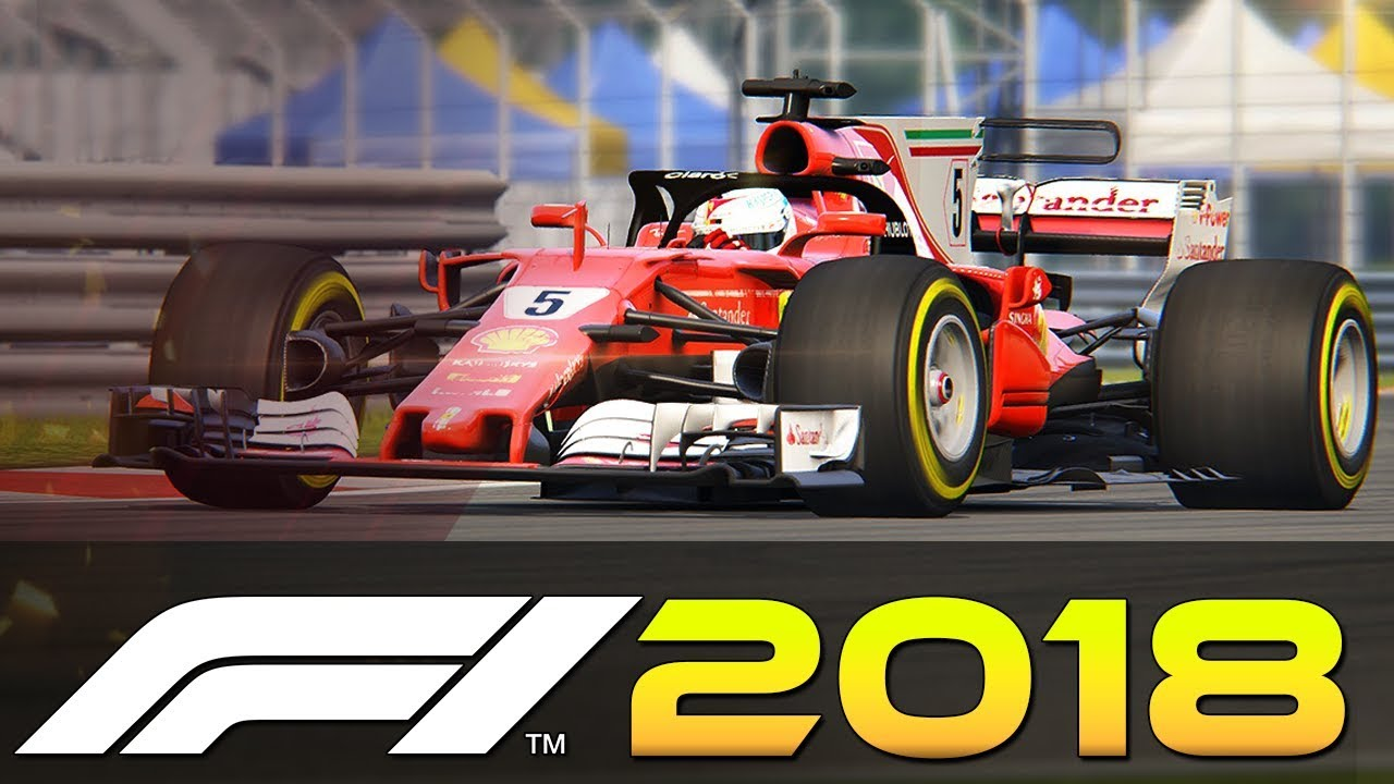 F1 2018 PC Game Full Version Free Download