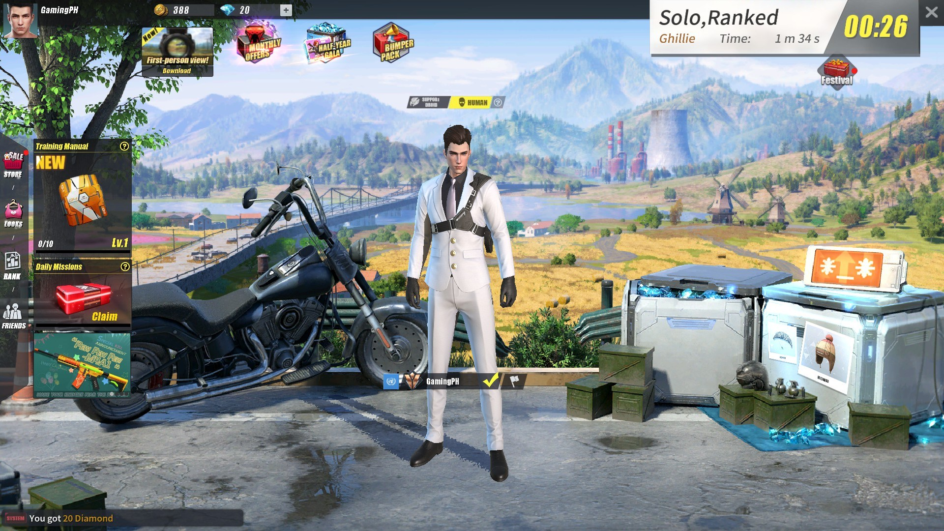 Rules Of Survival PC Game Full Version Free Download