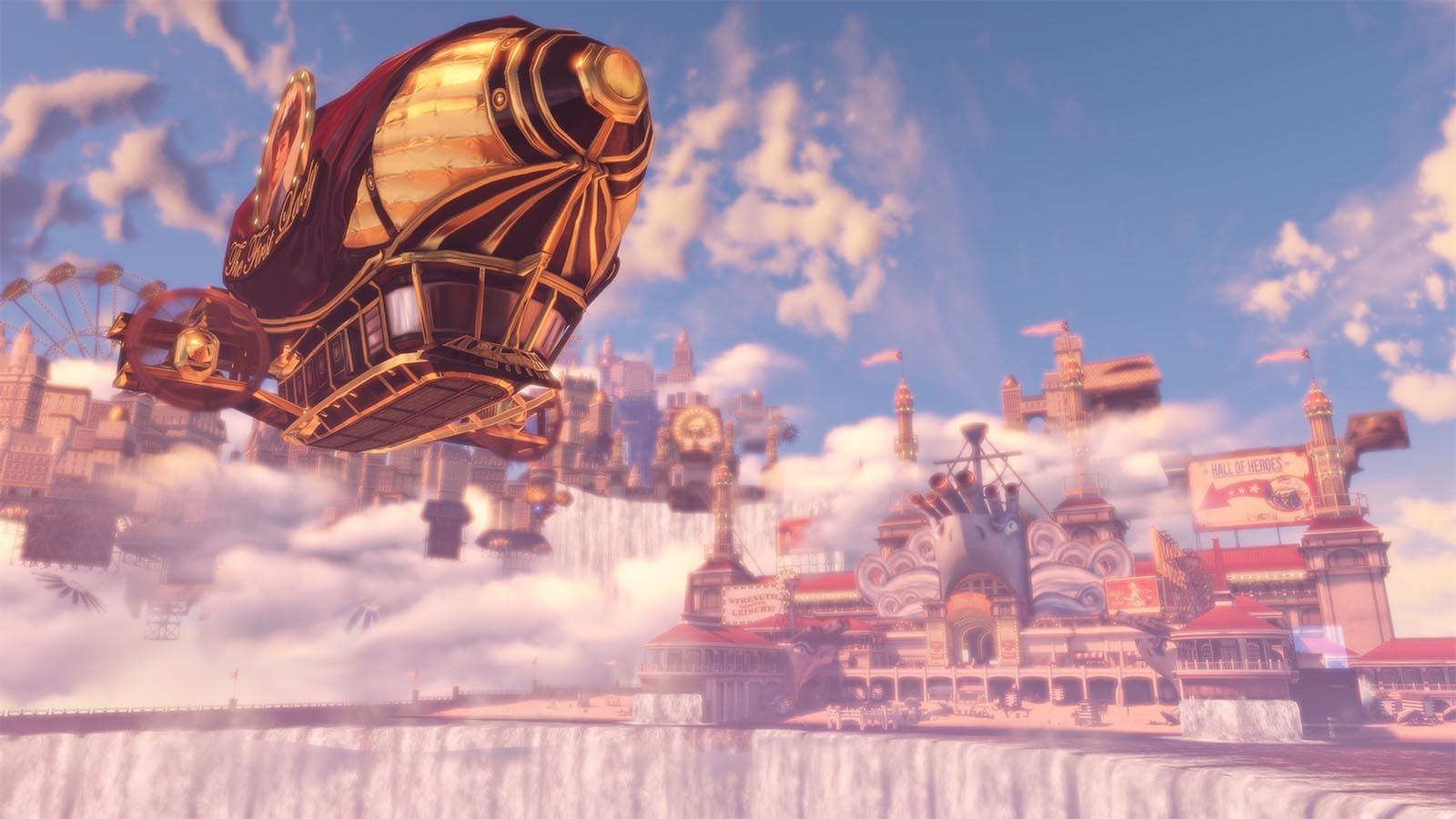BioShock Infinite PC Game Full Version Free Download