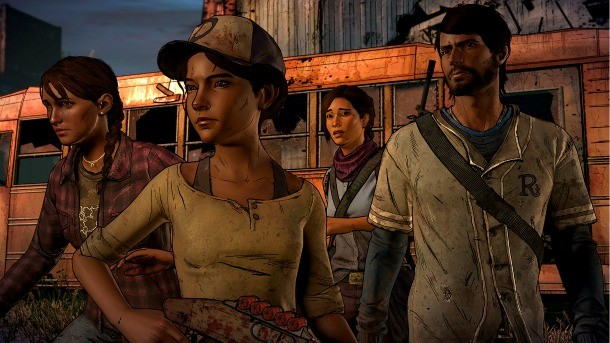 The Walking Dead: The Final Season PC Game Full Version Free Download