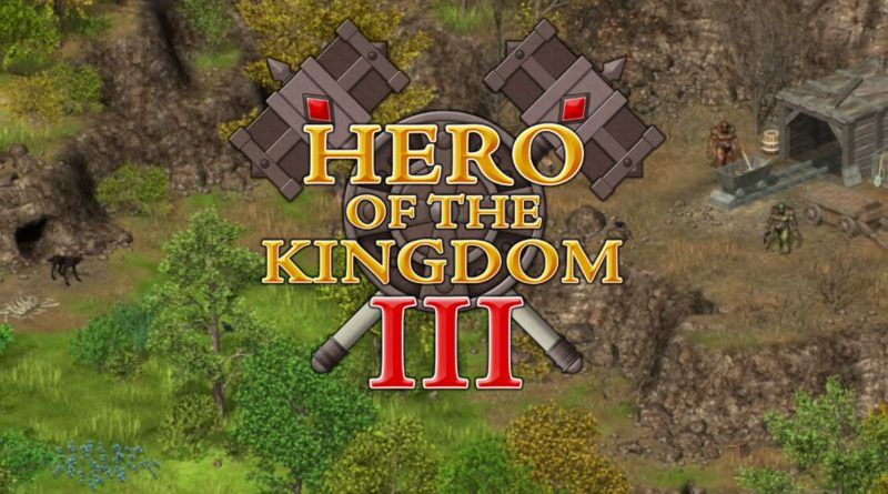 Hero of the Kingdom III PC Game Full Version Free Download