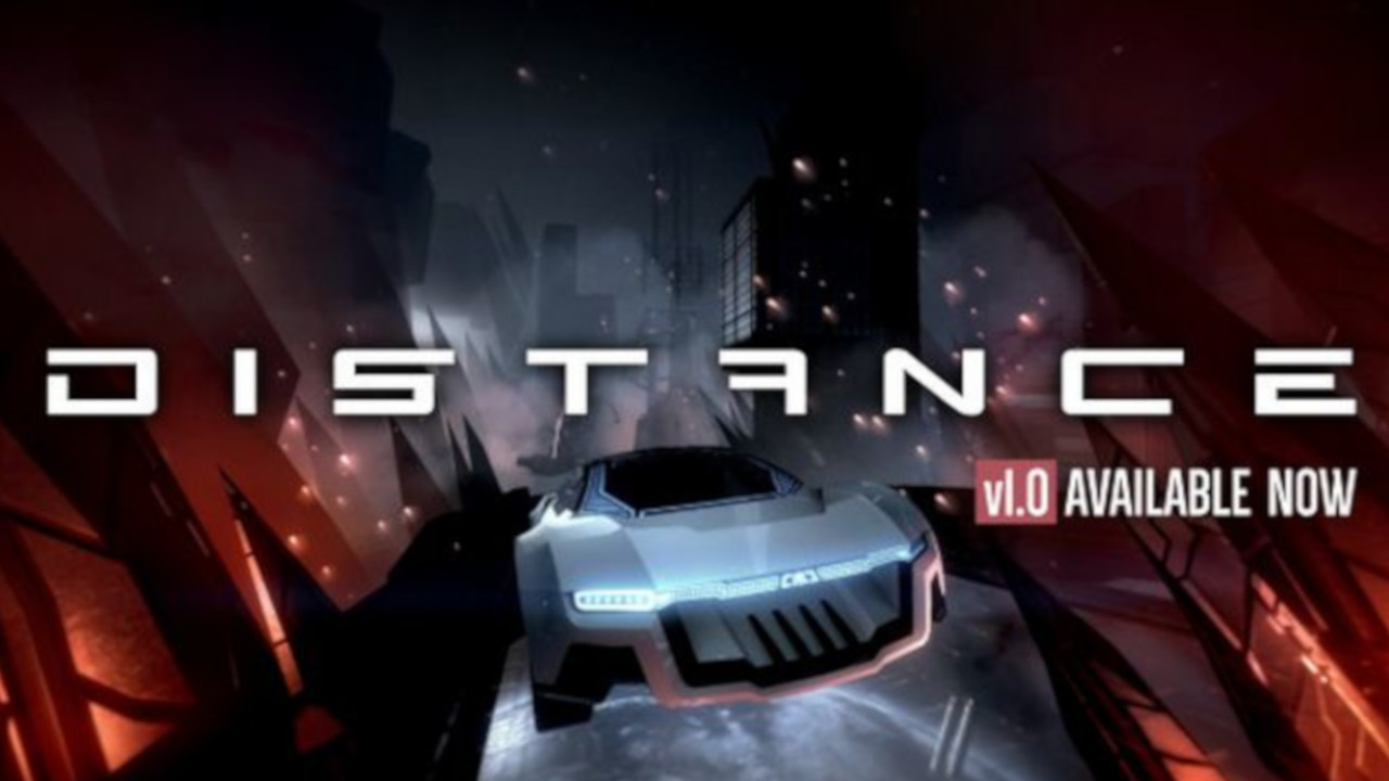 Distance PC Game Full Version Free Download