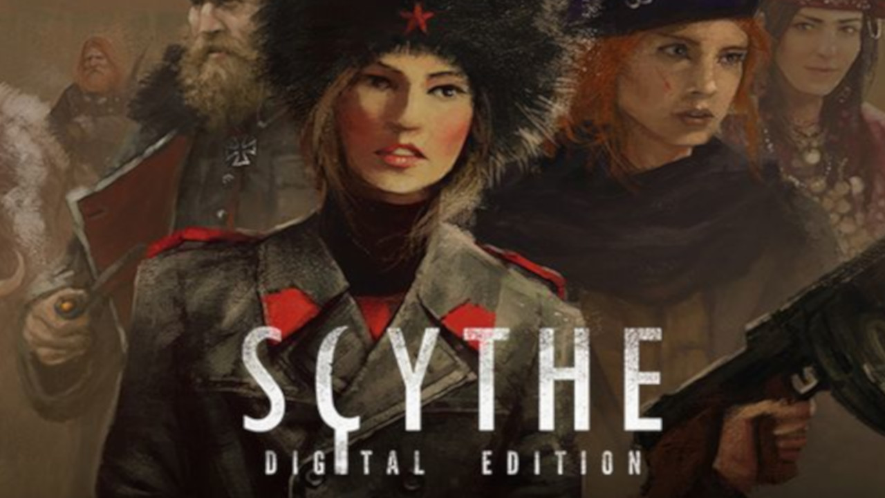 Scythe Digital Edition PC Game Full Version Free Download