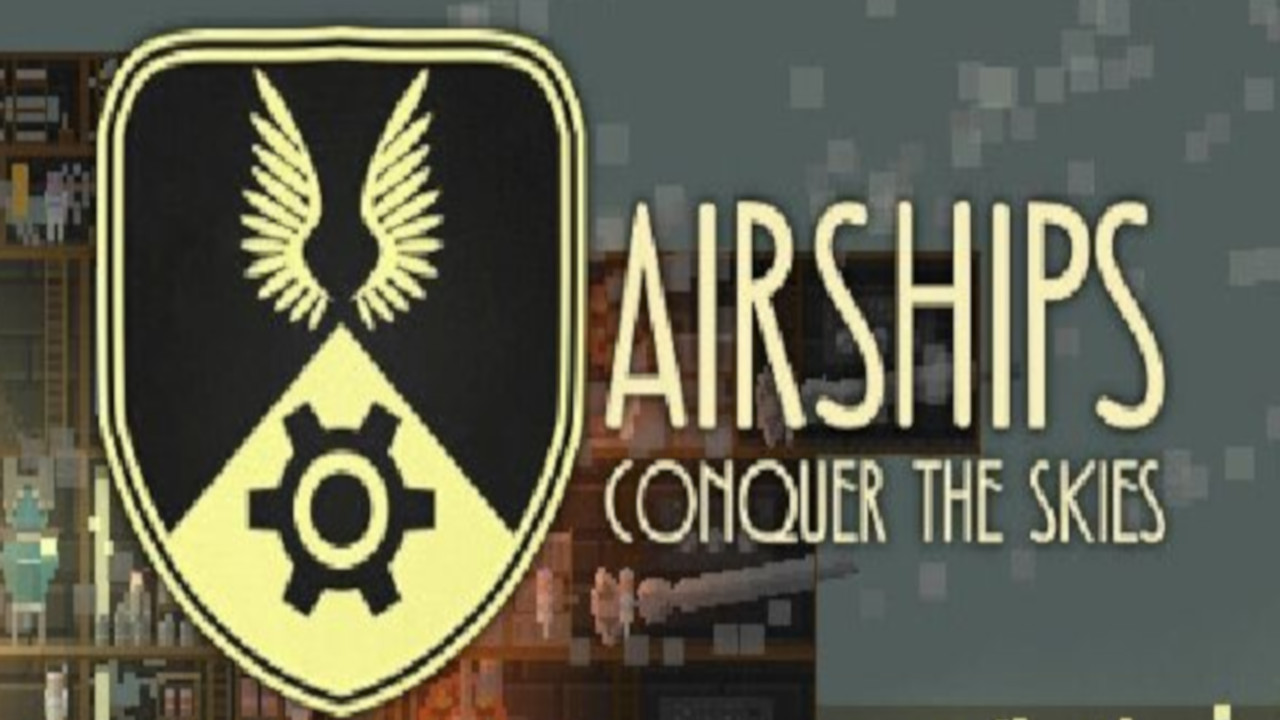 Airships Conquer the Skies PC Game Full Version Free Download