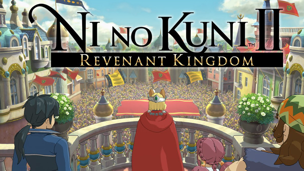 No Ni no Kuni II: Revenant Kingdom PC Game Full Version Free Download
