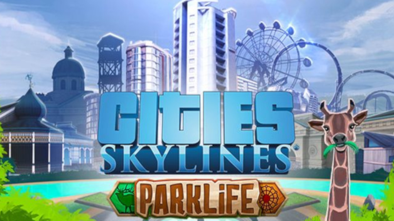 Cities: Skylines - Parklife PC Game Full Version Free Download