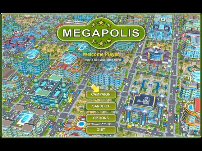 Metropolis PC Game Full Version Free Download