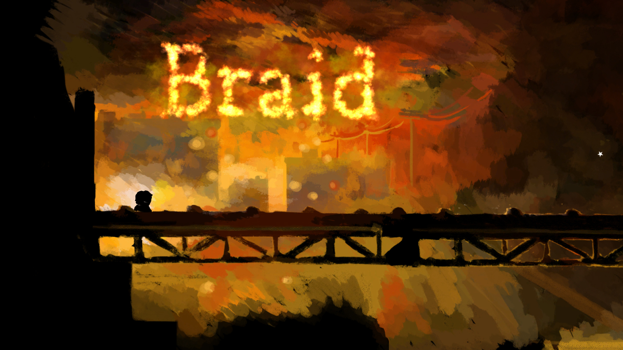 Braid PC Game Full Version Free Download