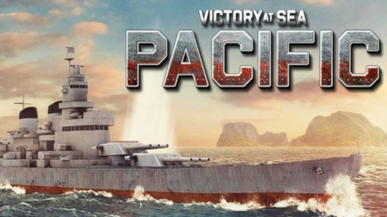 Victory At Sea Pacific PC Game Full Version Free Download